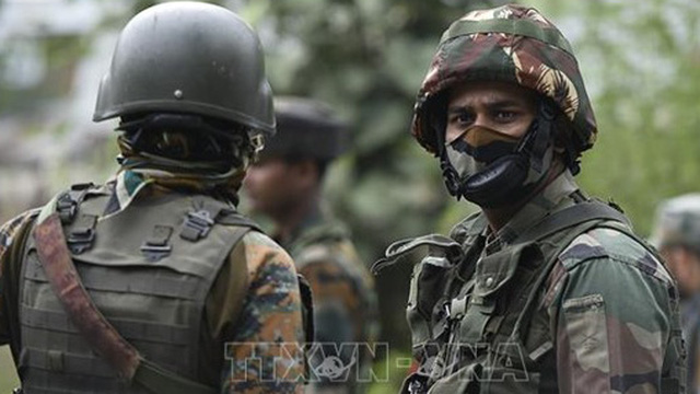 Nổ súng giữa quân đội Ấn Độ và Pakistan tại khu vực Kashmir