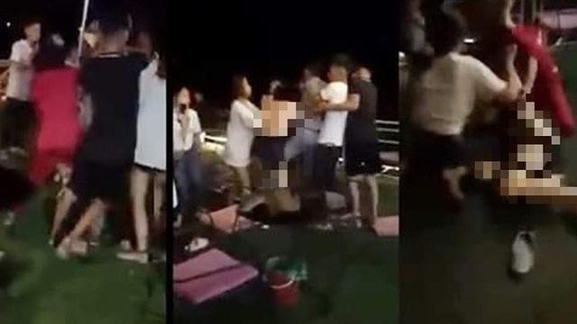 """""""Đám đông đánh và lột đồ một phụ nữ là không chấp nhận được"""""""