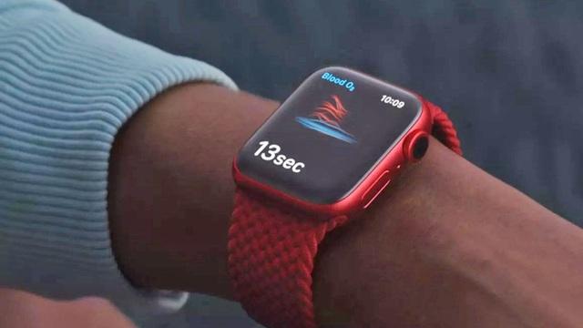 Tính năng 'hot' nhất Apple Watch Series 6 không có tại Việt Nam