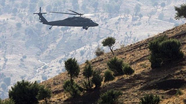 Thổ Nhĩ Kỳ không kích vào miền bắc Iraq