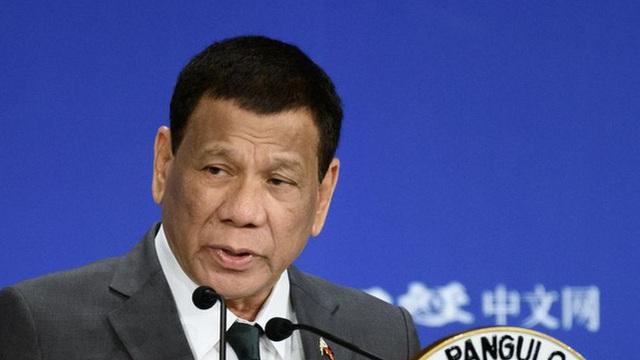 Philippines vẫn bắt tay với công ty Trung Quốc bị Mỹ trừng phạt