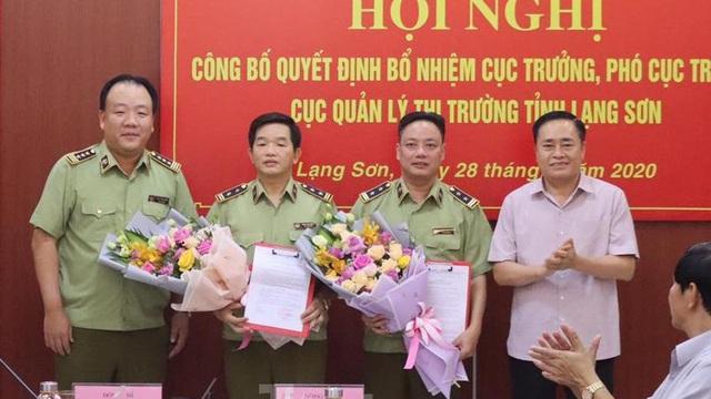 Bổ nhiệm nhiều vị trí lãnh đạo ban, ngành tỉnh Lạng Sơn