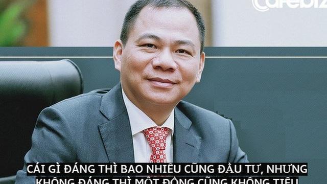 Vì sao là người giàu nhất Việt Nam nhưng tỷ phú Phạm Nhật Vượng không mua máy bay riêng?