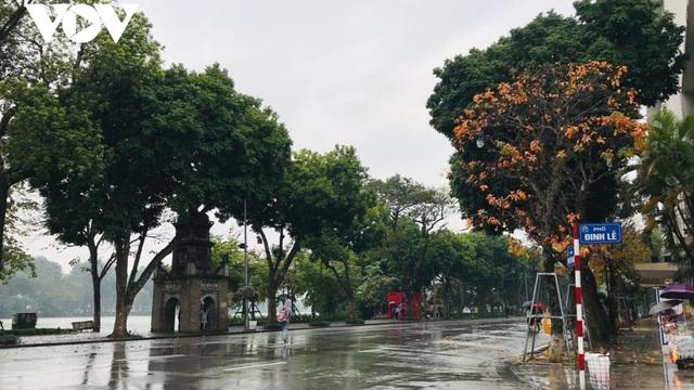 Thời tiết ngày 23/9: Bắc Bộ mưa vừa, mưa to, trời chuyển mát