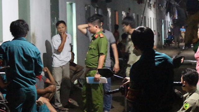 Mâu thuẫn khi nhậu sau lễ ăn hỏi, chú rể dùng dao đâm chết bạn ở Sài Gòn