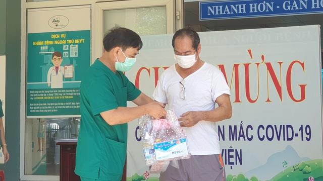Bệnh nhân cuối cùng xuất viện, Đà Nẵng không còn người mắc Covid-19
