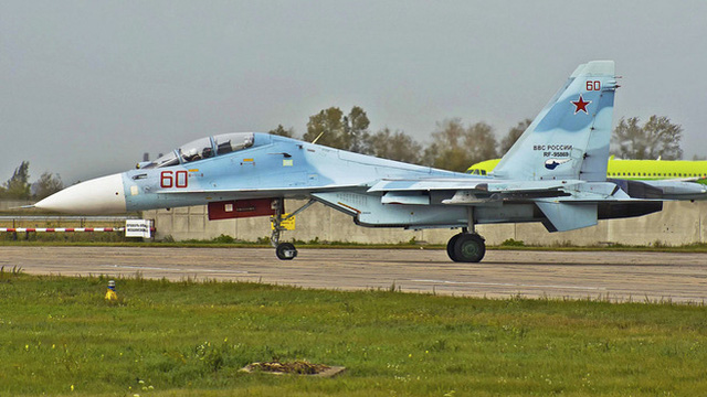 Tiết lộ diễn biến vụ chiến đấu cơ Su-30 của Nga vô tình bị đồng đội bắn rơi