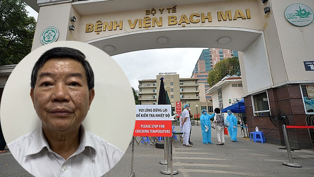 Cựu Giám đốc Bệnh viện Bạch Mai Nguyễn Quốc Anh có thể đối mặt mức án lên tới 15 năm tù?