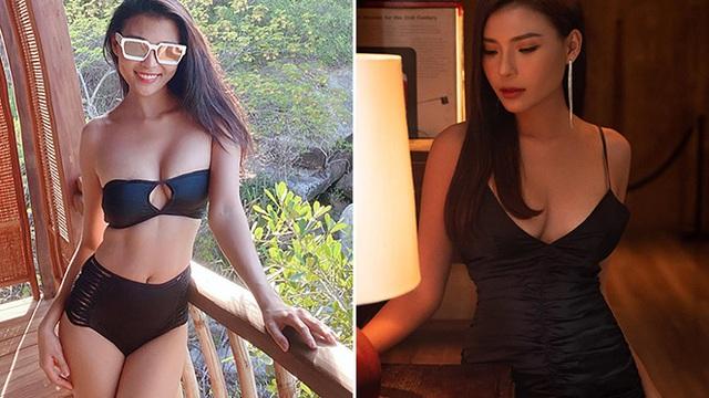 Vẻ nóng bỏng tuổi 34 của bà xã Lương Thế Thành