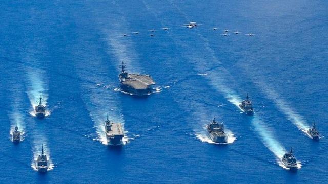 Mỹ đối đầu Trung Quốc: Viễn cảnh chiến tranh tàu ngầm trên Biển Đông