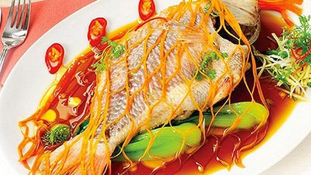 """Món ăn từ cá - """"Viagra"""" cho quý ông"""