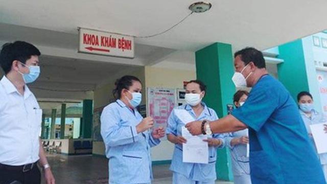 Thêm 8 bệnh nhân Đà Nẵng  được chữa khỏi Covid-19