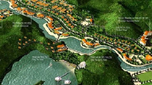 """""""Siêu dự án"""" 600 triệu USD ở Cát Bà về lại Vinaconex"""