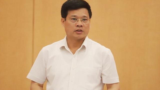 Phó Chủ tịch Hà Nội phê bình lãnh đạo 6 quận, huyện bỏ họp chống dịch Covid-19