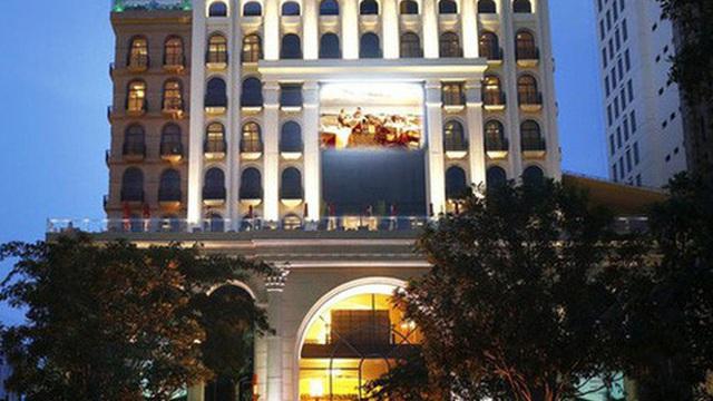 BIDV rao bán tòa nhà Crystal Palace trong khu Phú Mỹ Hưng với giá 356 tỉ đồng
