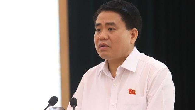 """Tướng Tô Ân Xô: """"Ông Nguyễn Đức Chung chiếm đoạt một số tài liệu mật liên quan vụ Nhật Cường"""""""