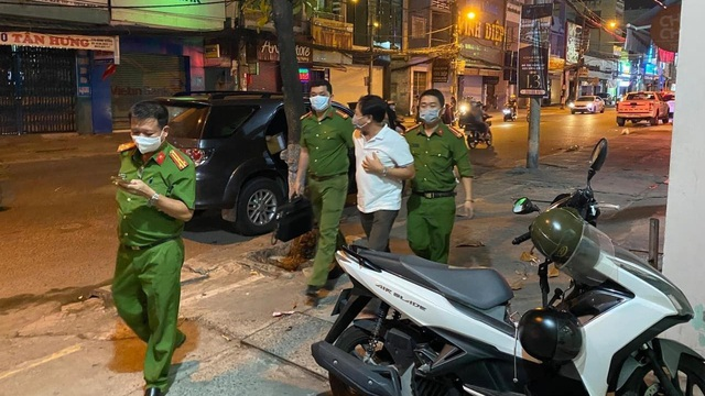 Khởi tố, bắt tạm giam đại gia Phạm Thanh