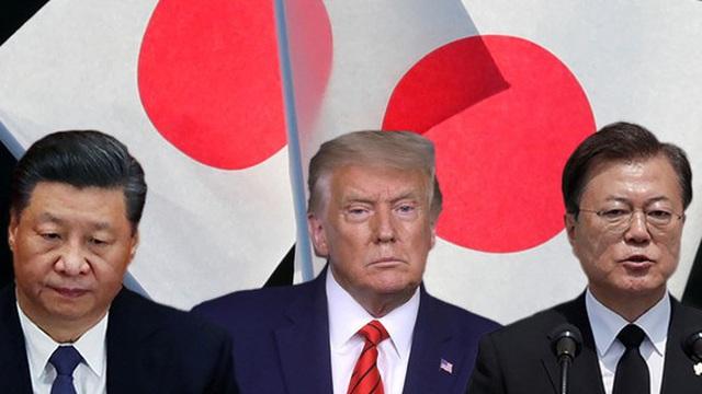 """Trung Quốc, Mỹ, Hàn Quốc băn khoăn với kỷ nguyên """"hậu Abe"""""""