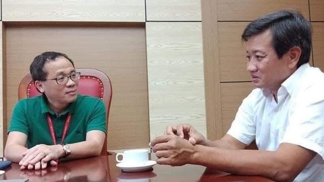 Hiệu trưởng Đại học Y Hà Nội ngưỡng mộ tấm lòng của ông Đoàn Ngọc Hải