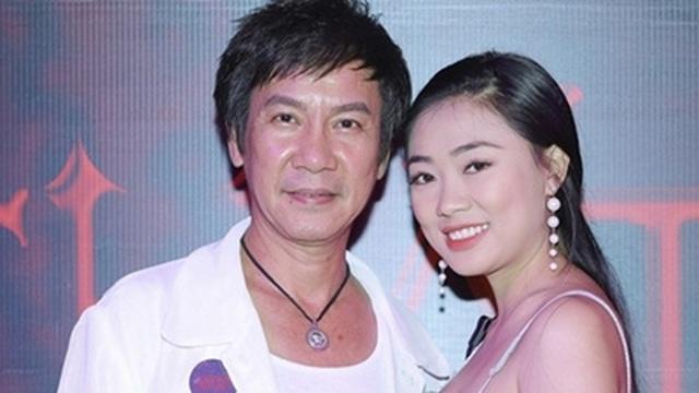 """Danh hài Lê Huỳnh và vợ kém 30 tuổi """"bóc mẽ"""", tranh cãi kịch liệt vụ """"yêu bất chấp"""""""