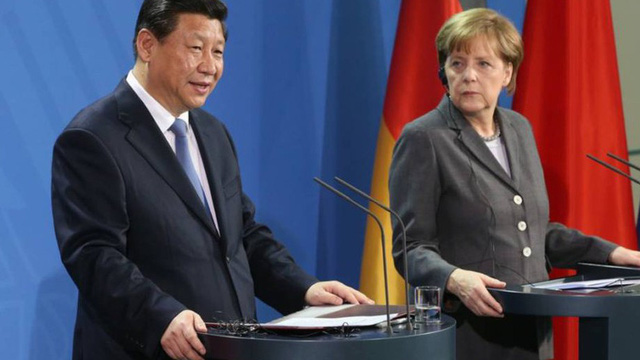 Đức đề ra học thuyết mới, chắc chắn chọc giận Trung Quốc