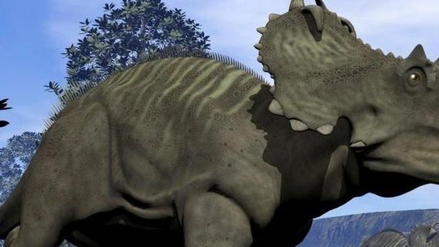 Tìm thấy khối u ác tính 76 triệu năm trong xương khủng long