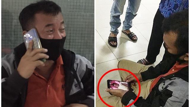 """Người đàn ông thẫn thờ nhìn ảnh con mới sinh trong điện thoại, rơi nước mắt đợi tin từ chuyến bay gặp nạn ở Indonesia: """"Vợ và 3 con tôi là hành khách"""""""
