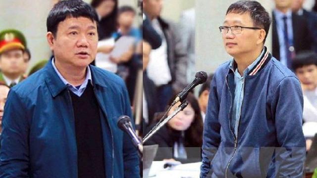 Ông Đinh La Thăng sắp hầu tòa cùng Trịnh Xuân Thanh