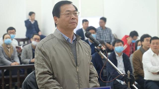 Mở lại toà xử cựu Bộ trưởng Vũ Huy Hoàng và đồng phạm: Ông Nguyễn Hữu Tín sẽ vắng mặt