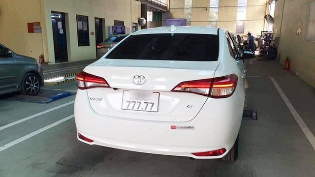 """Toyota Vios biển ngũ quý 7 và những màn """"lên hương"""" tiền tỷ của chiếc sedan hot nhất VN"""