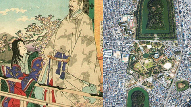 Bí ẩn khu lăng mộ lớn nhất thế giới tại Nhật Bản: Hình thù kỳ lạ, bất khả xâm phạm và là nơi yên nghỉ của 'Thiên hoàng thần thoại'