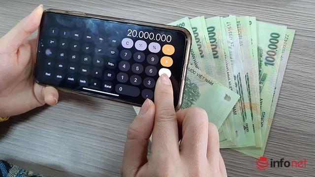 Thu nhập 20 triệu đồng/tháng có phải đóng thuế thu nhập cá nhân? Cách tính thuế TNCN mới nhất