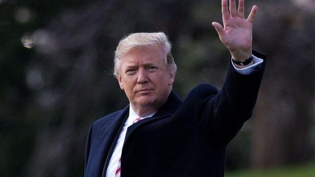 Tổng thống Trump đã bắt đầu gói ghém đồ đạc, sẵn sàng rời Nhà Trắng