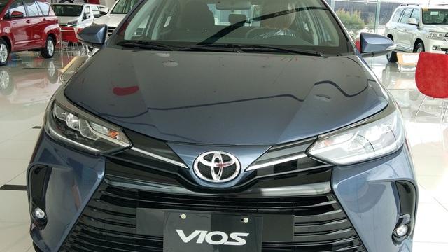 Lộ Toyota Vios 2021 chuẩn bị ra mắt tại Việt Nam: Dự kiến sớm nhất tháng 3, vua doanh số tiếp tục cản đường Hyundai Accent