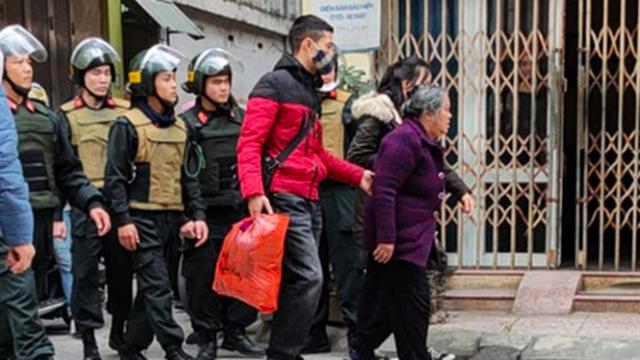 """Bà """"trùm"""" 75 tuổi mới ra tù tiếp tục cầm đầu đường dây mua bán ma tuý ở Thái Bình"""
