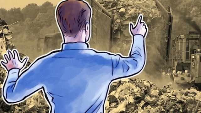 Trớ trêu anh kỹ sư vứt nhầm ổ cứng chứa 280 triệu USD Bitcoin ngoài... bãi rác