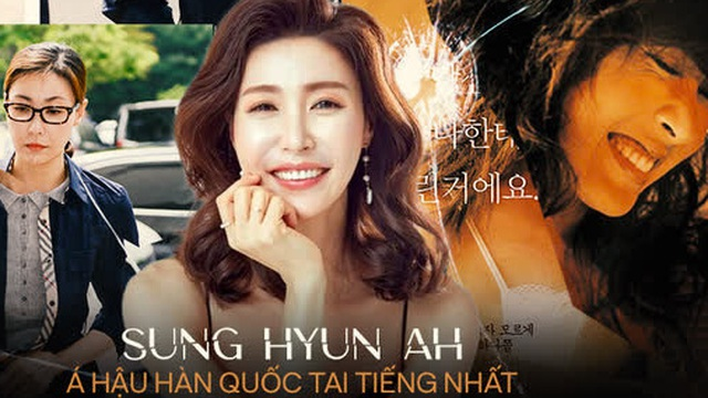 Á hậu tai tiếng nhất Hàn Quốc Sung Hyun Ah: Đi tù vì thuốc lắc, lộ 150 ảnh nude đến nghi án bán dâm tiền tỷ, chồng tự tử và cái kết cay đắng