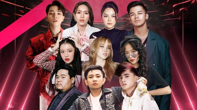 Phạm Quỳnh Anh, Thùy Chi, Đức Phúc xuất hiện trong đêm nhạc tri ân nghệ sĩ