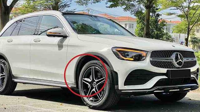 Người dùng phản ánh Mercedes-Benz GLC 300 cắt trang bị an toàn nhưng giá vẫn tăng 100 triệu đồng