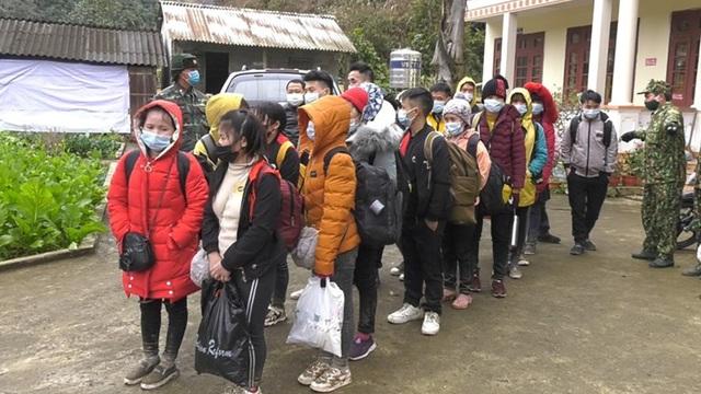 Phát hiện 35 người nhập cảnh trái phép từ Trung Quốc về Việt Nam