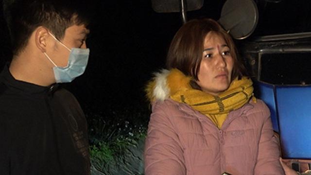 Vận chuyển thuê 2.000 viên ma tuý, nữ quái bị bắt trong đêm