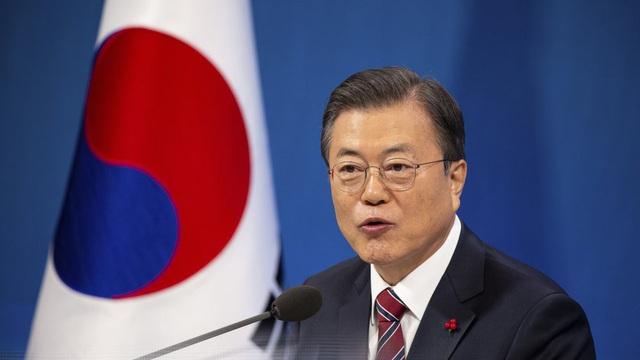 TT Hàn Quốc giục ông Biden rút ra bài học về Triều Tiên từ ông Trump