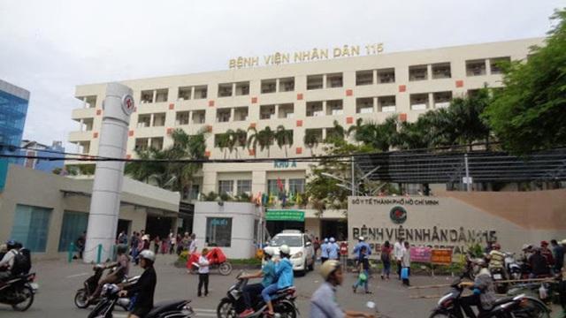 Nữ điều dưỡng Bệnh viện 115 bị đồng nghiệp hành hung