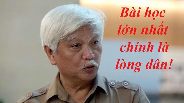 Từ đại dịch Covid-19, ông Dương Trung Quốc: 'Không phải tất cả là họa mà đôi khi là phúc, mở ra cái mới'