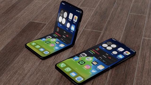 Có đến 2 phiên bản iPhone gập được thử nghiệm - tất cả đều vượt qua các bài test về độ bền