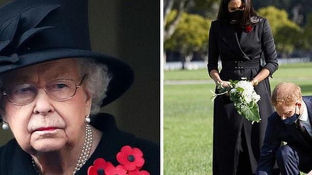 """Thông tin làm """"rung chuyển"""" nhà Meghan đầu năm mới: Nữ hoàng Anh chỉ mất 2 giây để từ chối vợ chồng cháu trai, William thất vọng với em ruột"""