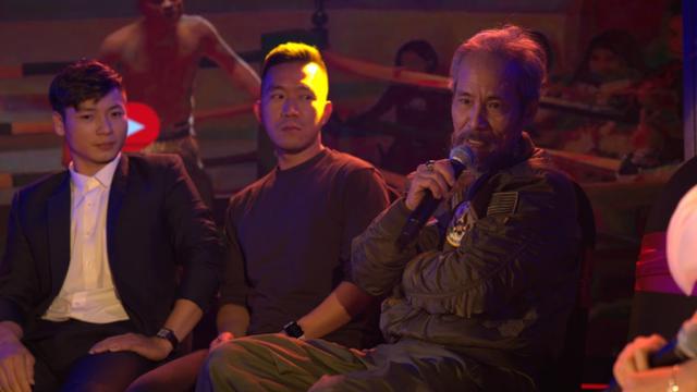 NSƯT Chu Hùng: Chúng tôi làm phim giang hồ không phải cổ súy cho giang hồ mạng, giang hồ cỏ