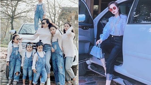 Thi trượt đại học, 8X về quê lấy chồng, đẻ liền 6 con gái, tiết lộ càng đẻ càng đẹp và giàu
