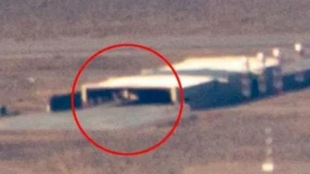 Hé lộ sự thật có thể liên quan đến UFO bên trong Khu vực 51