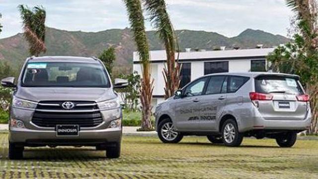 Hơn 8.000 xe Toyota Fortuner và Innova bị triệu hồi vì lỗi bơm nhiên liệu
